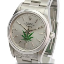 Rolex Air King Precision Steel 34mm Silver United States of America, California, Sherman Oaks