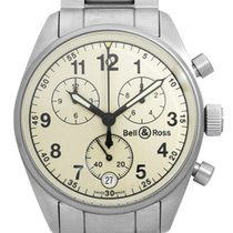 Bell & Ross Vintage 120 2006 pre-owned