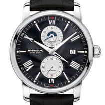 Montblanc 4810 114858 New Steel 42mm Automatic