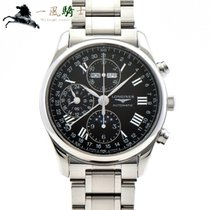 Longines Master Collection L2.673.4.51.6 pre-owned
