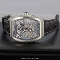 Franck Muller Vanguard Steel 44mm Transparent United States of America, New York, Airmont