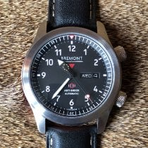 Bremont MB Steel 43mm Black Roman numerals United Kingdom, Worksop