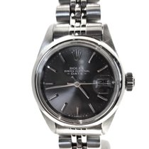 Rolex Oyster Perpetual Lady Date Steel 26mm Black No numerals United States of America, California, Newport Beach