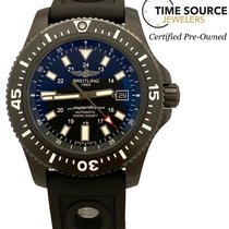 Breitling Superocean 44 pre-owned Rubber