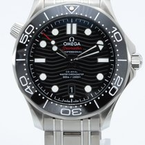 Omega Seamaster Diver 300 M Steel 42mm Black No numerals United States of America, Georgia, ATLANTA