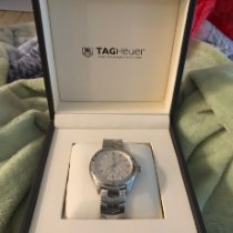 TAG Heuer Link Calibre 6 Steel 40mm Silver United States of America, Texas, Houston