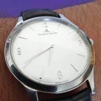 Jaeger-LeCoultre Master Grande Ultra Thin Steel 40mm Silver Arabic numerals