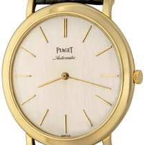 Piaget Yellow gold 34mm Automatic 12103 pre-owned United States of America, Texas, Dallas