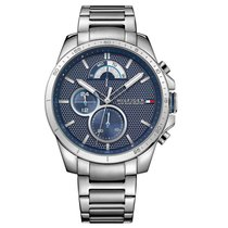 Tommy Hilfiger Steel 48mm 1791348 new United States of America, Connecticut, Shelton
