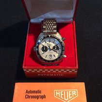 Heuer 1163T 1969 pre-owned