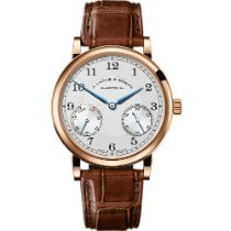 A. Lange & Söhne 1815 Rose gold 39mm Silver Arabic numerals