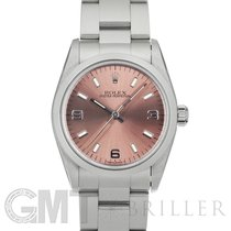 Rolex Oyster Perpetual 31 30mm Pink