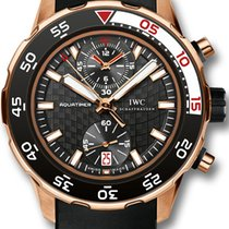 IWC Aquatimer Chronograph Rose Gold