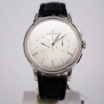 Zenith Elite Chronograph Classic Stahl 42mm Silber Keine Ziffern Deutschland, Saarbrücken