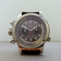 Jaeger-LeCoultre Master Compressor Extreme World Chronograph Acero 46.3mm Gris Sin cifras