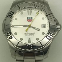 TAG Heuer Aquaracer 300M pre-owned 39mm Silver Steel