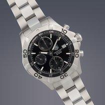 TAG Heuer Aquaracer automatic chronograph FULL SET