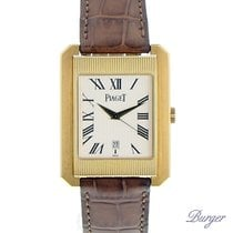 Piaget Yellow gold 31mm Automatic 26100 pre-owned