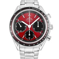 Ωμέγα (Omega) 326.30.40.50.11.001 Speedmaster Racing Red Dial...