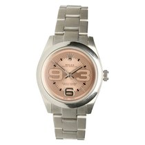 Rolex Oyster Perpetual Lady Pink 31mm
