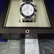 Audemars Piguet Royal Oak Offshore Chrono Service neu bei AP