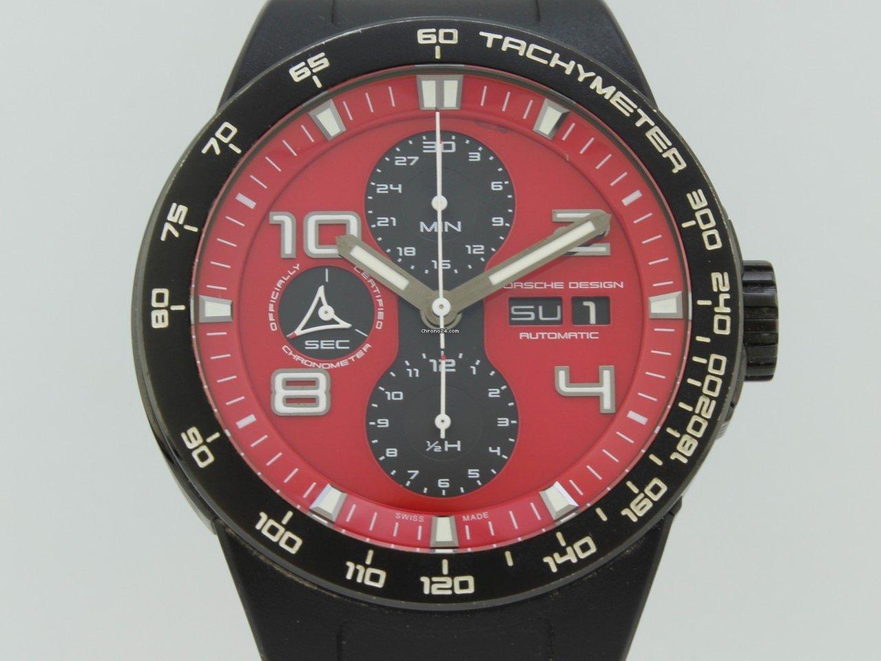 845bf11996a7 Relojes Porsche Design - Precios de todos los relojes Porsche Design en  Chrono24