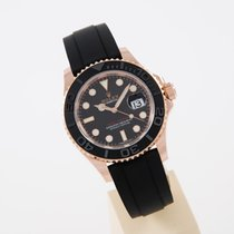 Rolex Yacht-Master LC 100  everrose gold perfect condition
