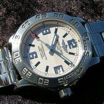 Breitling COLT 33 STAHL/LEDER A77387