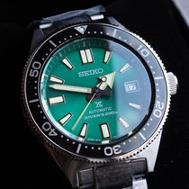 Seiko Prospex SPB081 LIMITED EDITION - GREEN
