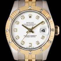 Rolex Datejust Steel & Gold 179313
