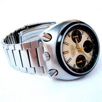Citizen Vintage Chronograph BullHead Panda Automatic Ref: 8110...