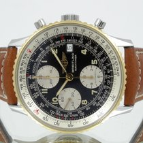 Breitling Old Navitimer lunette couleur or Full Set