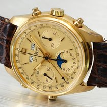 Le Phare New Old Stock Full Calendar Chronograph & MoonPhases...