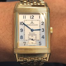 Jaeger-LeCoultre 26mm Manual winding 2000 pre-owned Reverso Grande Taille Silver