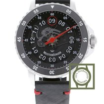 Meistersinger Steel 43mm Automatic SAMX902TR new