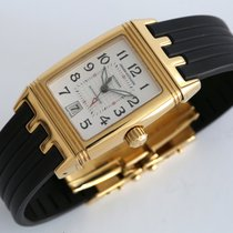 Jaeger-LeCoultre Reverso Grand Sport Yellow Gold (Box & Papers)
