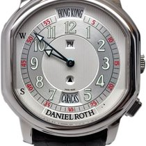 Daniel Roth Steel 38mm Automatic 857.X.10 pre-owned