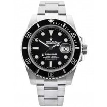 Rolex Submariner Date Steel 40mm Black No numerals United Kingdom, Blackburn