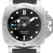 Panerai Luminor Submersible 1950 3 Days Automatic neu 44mm Stahl