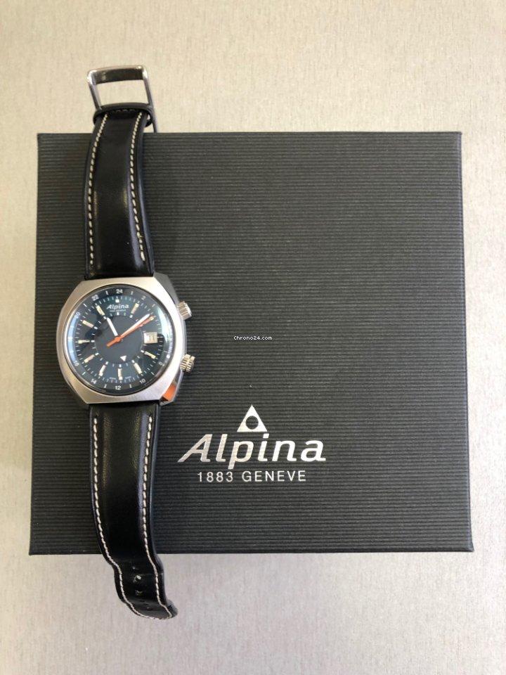 8ad339a54 Koupě hodinek Alpina   Porovnání hodinek Alpina online - luxusní hodinky na  Chrono24