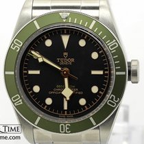 Tudor 79230G Stål Black Bay (Submodel) 42mm