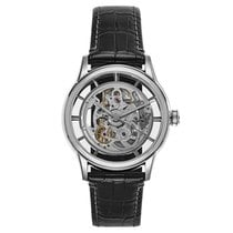 Oris Artelier Translucent Skeleton Steel 46mm Silver United States of America, Florida, Sarasota