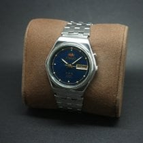 Orient Steel 37mm Automatic pre-owned United Kingdom, LONDON