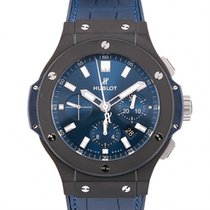 Hublot Big Bang 44 mm Ceramic 44mm Blue No numerals UAE, Dubai