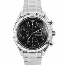 Omega Speedmaster Date Steel 39mm Black United States of America, New York, Massapequa Park