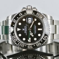 Rolex GMT-Master II Steel 40mm Black No numerals United States of America, Michigan, Southfield