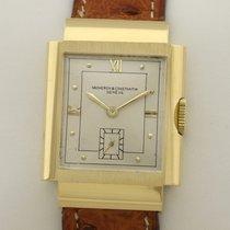 Vacheron Constantin Yellow gold 24mm Manual winding Art Deco pre-owned