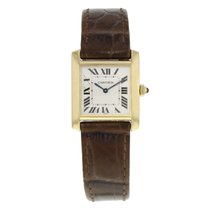 Cartier Tank Française 28.5mm Champagne United States of America, New York, New York