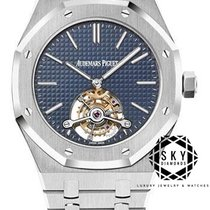 Audemars Piguet Royal Oak Tourbillon 26510ST.OO.1220ST.01 2018 new