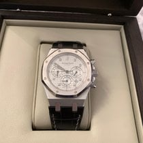 Audemars Piguet pre-owned Automatic 39mm White Sapphire Glass 5 ATM